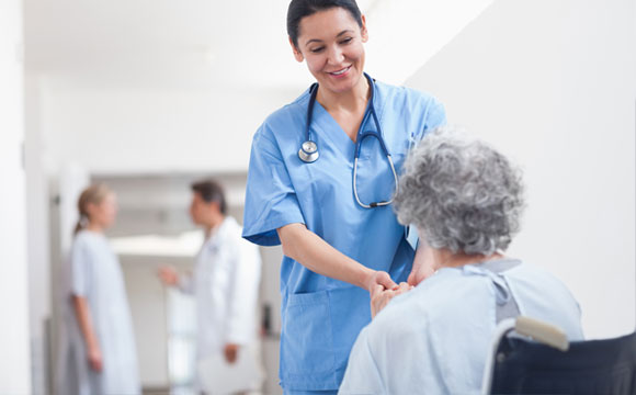 Krankenpflegedienst