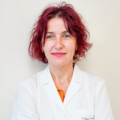 Dott.ssa Claudia Covaciu